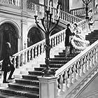 Ennio Cerlesi, Bruna Dragoni, and Sandro Palmieri in Casta diva (1935)