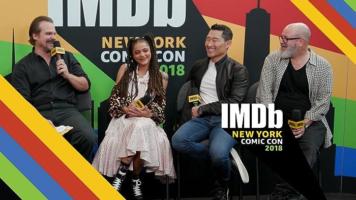 IMDb at New York Comic Con (2017-)