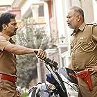Venkat Prabhu and Vaibhav Reddy in Lockup (2020)