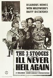 I'll Never Heil Again(1941) Poster - Movie Forum, Cast, Reviews