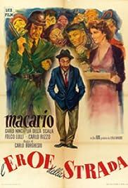 L'eroe della strada Poster