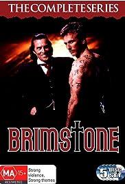 Brimstone Poster - TV Show Forum, Cast, Reviews