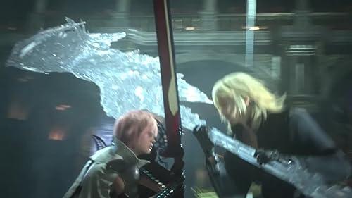 Lightning Returns: Final Fantasy XIII: Cinematic Opening