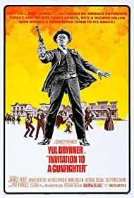 Invitation to a Gunfighter (1964) Poster - Movie Forum, Cast, Reviews