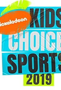 Primary photo for Nickelodeon Kids' Choice Sports 2019