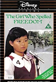 The Girl Who Spelled Freedom Poster