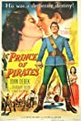 Prince of Pirates (1953) Poster