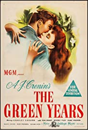 The Green Years Poster