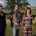 Penélope Cruz, Rossy de Palma, Israel Elejalde, and Milena Smit in Madres paralelas (2021)