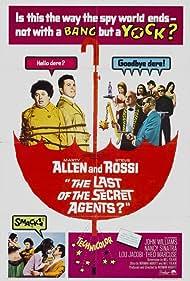 The Last of the Secret Agents? (1967) Poster - Movie Forum, Cast, Reviews