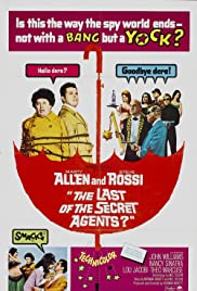 The Last of the Secret Agents? (1966) Poster - Movie Forum, Cast, Reviews