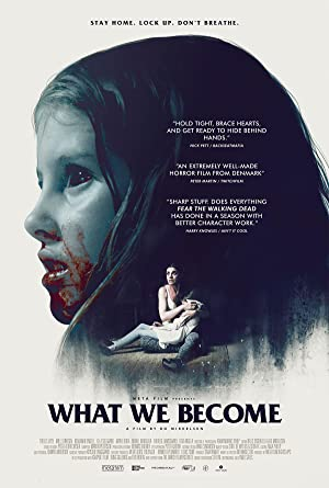 What We Become poster