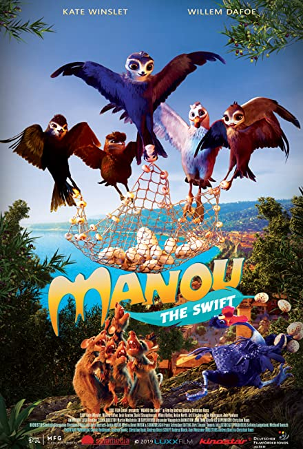 Film: Manou the Swift