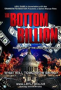 Primary photo for The Bottom Billion