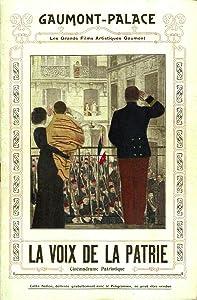 Watch free movie trailer La voix de la patrie France [HD]