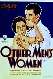Other Men's Women (1931)