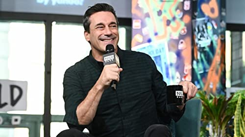 BUILD: Jon Hamm Invents New Word While Explaining the Story of 'Lucy in the Sky'