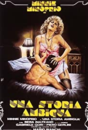 Una storia ambigua Poster