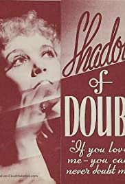 Shadow of Doubt (1935) Poster - Movie Forum, Cast, Reviews