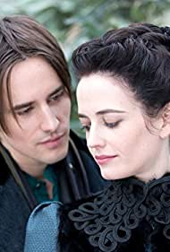 Reeve Carney and Eva Green in Penny Dreadful (2014)