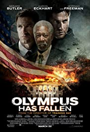 Olympus Has Fallen (2013) Poster - Movie Forum, Cast, Reviews