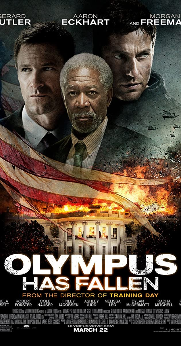 Olympus Has Fallen Stream Movie2k