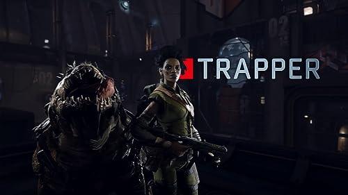 Evolve: E3 Trailer Kraken Reveal