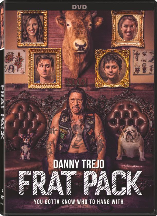 Frat Pack (2018) English 720p HDRip x264 750MB ESubs