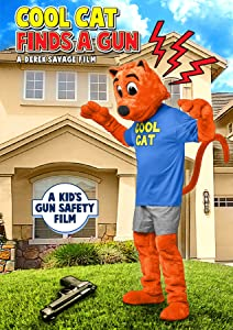 Movies hq free download Cool Cat Finds a Gun by Derek Savage [480x272]