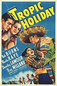 Computer movie downloads Tropic Holiday [640x320]