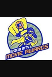 2003 MTV Movie Awards Poster