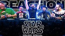 Star Wars Holiday Special (1979) ¡REACCIÓN!