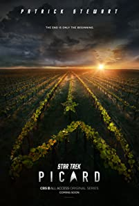 """A follow-up series to """"Star Trek: Next Generation"""" that centers on Captain Jean-Luc Picard in the next chapter of his life."""