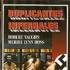 Robert Vaughn and Merrie Lynn Ross in The Lucifer Complex (1978)