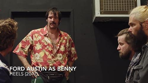 Ford Austin: seedy Wrestling promoter Bennyn: seedy Wrestling promoter Benny