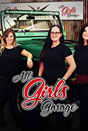 All Girls Garage Poster