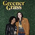 Chelsea Edmundson and actress Ammie Masterson attend a screening of the feature film Greener Grass in Los Angeles, California..