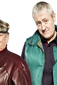 David Jason and Nicholas Lyndhurst in Only Fools and Horses: Beckham in Peckham (2014)