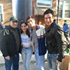 Paul Borghese, William DeMeo, Maria May, and Cristian DeMeo in Back in the Day (2016)