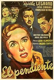El pendiente Poster