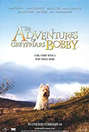 The Adventures of Greyfriars Bobby Poster