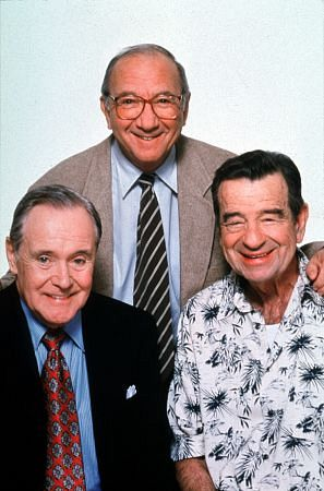 """Odd Couple II, The"" Jack Lemmon, Neil Simon, Walter Matthau"