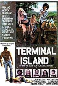 Terminal Island (1973) Poster - Movie Forum, Cast, Reviews