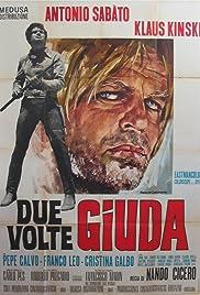 Twice a Judas Poster