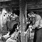 Kirk Douglas and Julie Robinson in Lust for Life (1956)