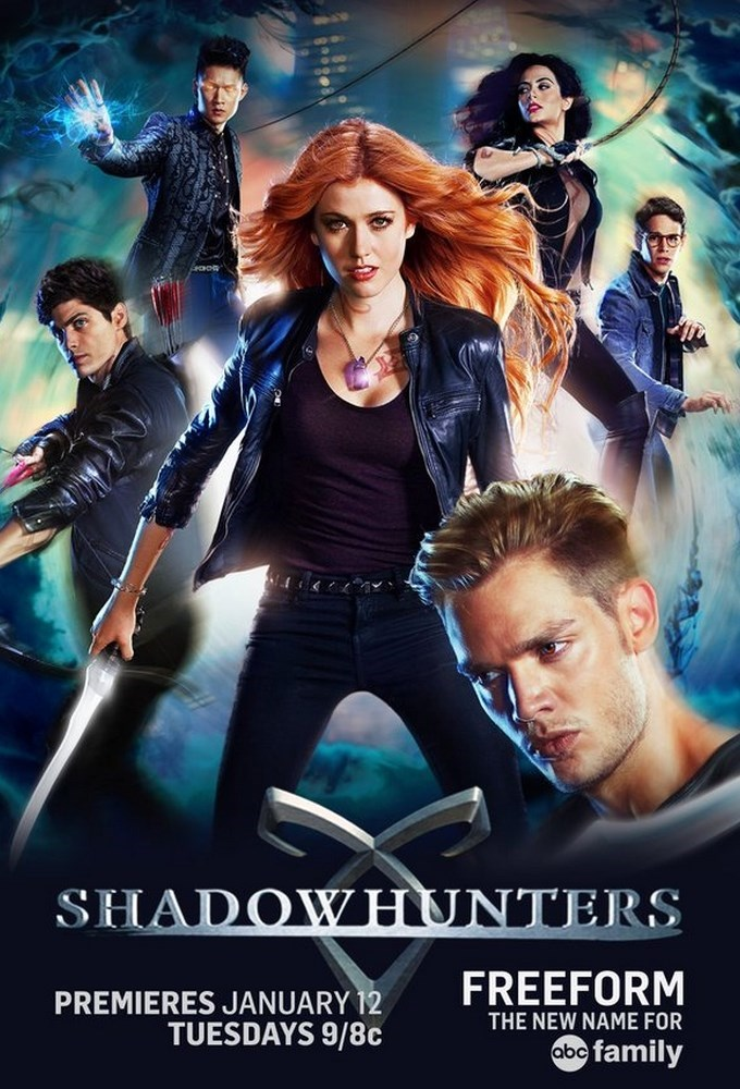 Shadowhunters S1-S3 (2016) Subtitle Indonesia