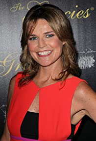 Primary photo for Savannah Guthrie