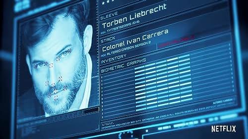 Altered Carbon: Season 2 Cast Announcement