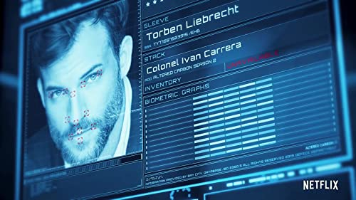 Altered Carbon: Season 2 Cast Announcement