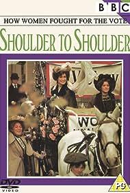 Siân Phillips in Shoulder to Shoulder (1974)